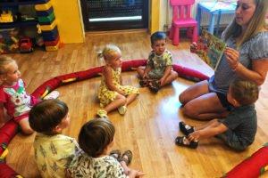adaptacja dzieci przedszkolna Nowy Sącz